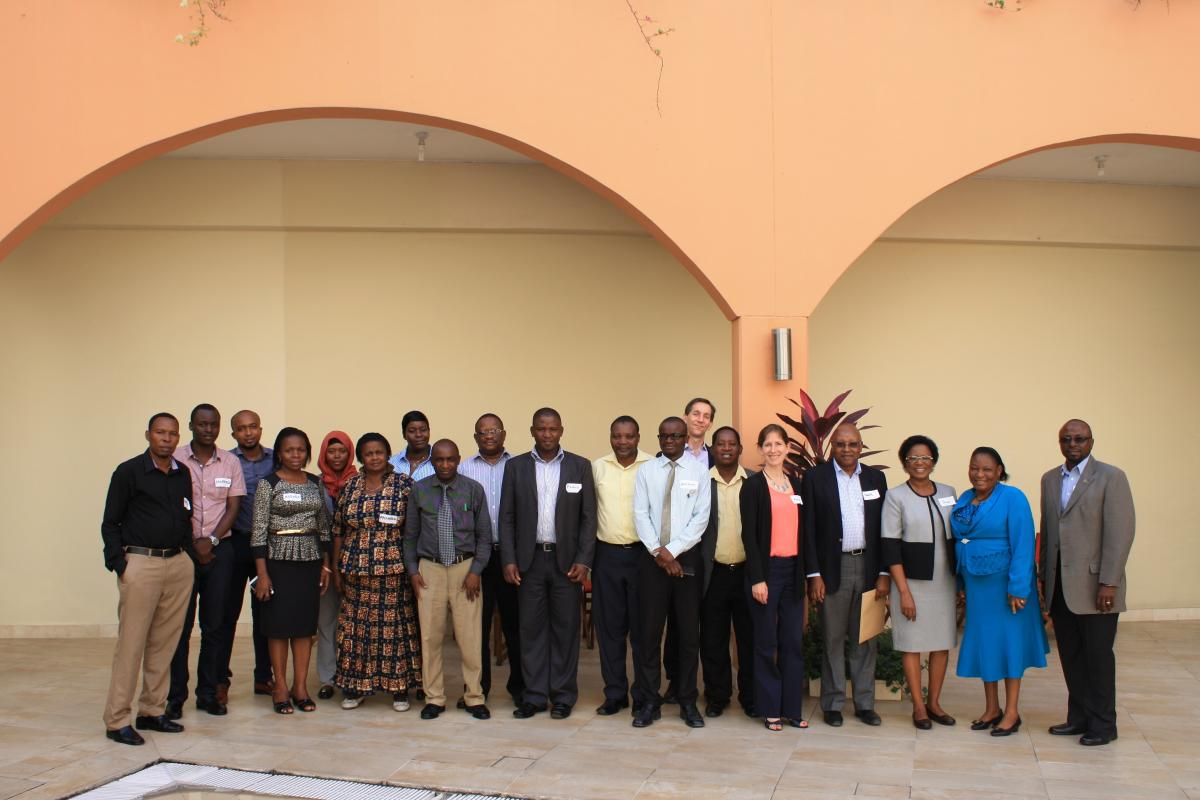 Tanzania Stakeholder and End User Workshop